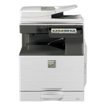 夏普 SHARP A3彩色数码复印机 SF-S501DC  (双纸盒、双面输稿器、工作台)