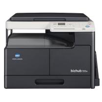 柯尼卡美能达 KONICA MINOLTA A3黑白数码复印机 bizhub 185e  (单纸盒,原稿盖板)