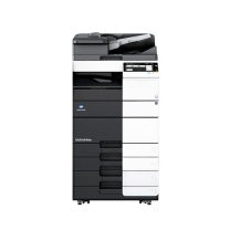柯尼卡美能达 KONICA MINOLTA A3黑白数码复印机 Bizhub 458e  (四纸盒、双面输稿器)