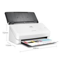 惠普 HP A4双面馈纸高速文档扫描仪 ScanJet Pro 2000 s1