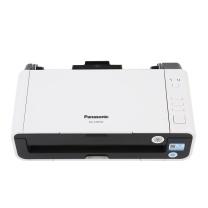 松下 Panasonic (Panasonic)KV-S1015C扫描仪A4高速高清彩色双面自动馈纸文档发票卡片