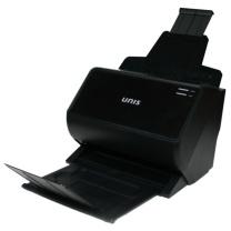 紫光 UNIS 彩色双面高速馈纸式扫描仪 Q300