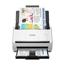 爱普生 EPSON 高速高清馈纸式双面彩色文档扫描仪 DS-775
