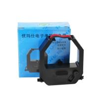 优玛仕 U-mach EX考勤色带(双色)  适用于优玛仕打卡机(适用2014年前生产机型)