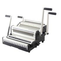 力晴 梳式+铁圈装订机 HX-P7002  3:1+梳式两用打孔加装订