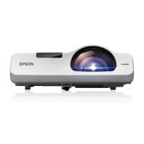 爱普生 EPSON 投影机 CB-535W  (3400/WXGA/短焦)线、辅材及安装等费用详询客服