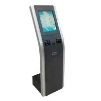 首环 发号机 CD9000 1410 ×470 ×340 mm (黑色) 显示屏17.1寸 触摸式输出号票