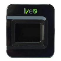 中控智慧 指纹采集器 高速识别指纹仪 LIVE20R  1个装 (DC)