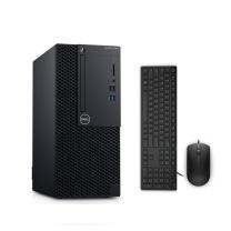 戴尔 DELL 台式电脑套机 3060MT 23.8英寸 E2417H i5-8500 8G 1T 内置无线网卡 无光驱 win10-H 3年上门