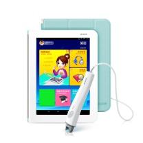 步步高家教机H8S升级版 儿童英语学习机小学初中高中学生平板电脑点读机智能机器人 珍珠白 16G支持扩充