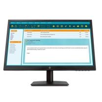 惠普 HP 显示器 N223v 21.5英寸 宽屏 16:9 LED背光液晶显示器 VGA DVI接口