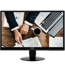 冠捷 AOC 显示器 E2252SWDN 21.5英寸 DVI接口 可壁挂 LED背光宽屏液晶电脑显示器