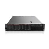 联想 lenovo 服务器 ThinkServer SR850 2*5218 2*32G 48个DIMM 2*300G 930-8i 2GB 4*1000M 750W*1*1200 无光驱 2U机箱