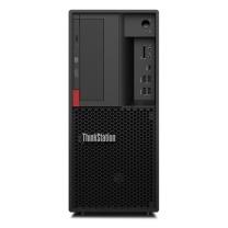 联想 lenovo 工作站 ThinkStation P330 27英寸 I7-8700 4*16G 512GSSD+1TB P1000-4G独显 三年保修