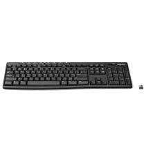 罗技 Logitech 无线键盘 K270