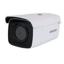 海康威视 HIKVISION 网络监控摄像头 DS-2CD3T86FWDV2-I3S 800万星光级红外 30米带POE供电 4MM焦距