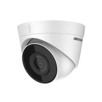 海康威视 HIKVISION 200万监控 1080P网络高清监控摄像头 DS-IPC-T12-I 带POE红外夜视30米半球摄像机 2.8MM焦距T12