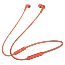 华为 HUAWEI 无线耳机 FreeLace 智慧闪连快充 动听人声 蓝牙耳机 运动耳机 华为耳机 赤茶橘