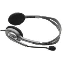 罗技 Logitech 立体声耳麦 H110