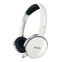 飞利浦 PHILIPS 耳机头戴式 音乐耳机有线 学生手机耳机 游戏耳机 电脑耳机带麦 SHM7110U