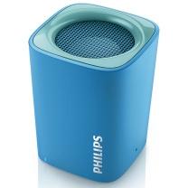 飞利浦 PHILIPS 音箱 无线蓝牙 BT100 (蓝色)