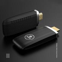 毕亚兹 同屏器 毕亚兹 无线HDMI同屏器 5G双频推送宝airplay手机苹果笔记本连接电视投屏视频 苹果安卓投影传屏器 R12-升级