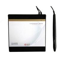汉王 Hanvon 手写板 挑战者+ (黑色) 加强版 整机尺寸140*140*5mm