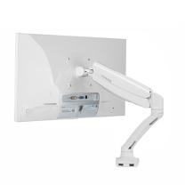 乐歌 显示器支架 DLB502W (白色) 气压升降/自由悬停/USB接口