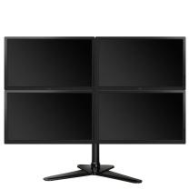 乐歌 双屏显示器支架 D2Q (黑色)