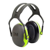 3M 隔音耳罩 X4A 防噪音耳罩