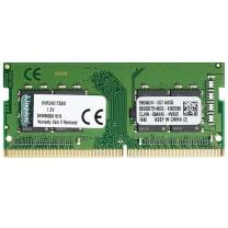 金士顿 Kingston 笔记本内存 DDR4 2400 8GB  KVR24S17S8/8