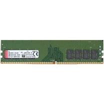 金士顿 Kingston 台式机内存 DDR4 2400 8GB  KVR24N17S8/8