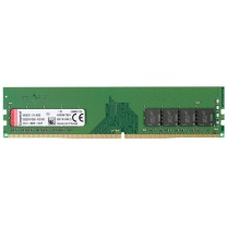 金士顿 Kingston 台式机内存 DDR4 2400 4G  标压版