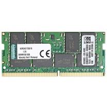 金士顿 Kingston 笔记本内存 DDR4 2400 16G  KVR24S17D8/16