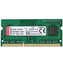 金士顿 Kingston 笔记本内存 DDR3 1600 4GB 低电压版  1.35v电压