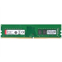 金士顿 Kingston 台式机内存 DDR4 2400 16G  1.2v 电压(KVR24N17D8/16)