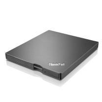 联想 lenovo 光驱 4XA0F33838 联想笔记本台式机USB 超薄外置移动 DVD刻录机 黑色