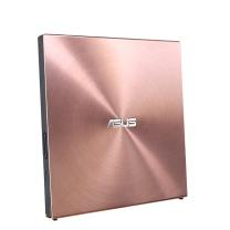 华硕 ASUS 笔记本外置光驱 SDRW-08U5S-U USB2.0 (玫瑰金) DVD刻录机 (兼容苹果MAC双系统)免驱动