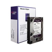 海康威视 HIKVISION 监控硬盘 紫盘 WD60PURX 6TB  监控设备套装配件 录像机专用监控硬盘 西部数据