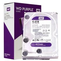 西部数据 WD 监控硬盘 WD40EJRX 4TB  紫盘