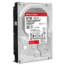 西部数据 WD 网络储存(NAS)硬盘 WD80EFAX 红盘 8TB  SATA6Gb/s 256M