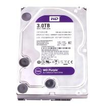 西部数据 WD 监控级硬盘 WD30EJRX 3TB  紫盘 SATA6Gb/s 64M