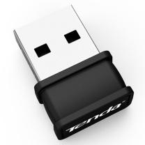 腾达 USB无线网卡 随身WiFi接收器 台式机笔记本通用 扩展器 W311 MI免驱版