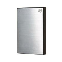 希捷 Seagate 移动硬盘 STHN1000401 1T (皓月银) USB3.0睿品新版铭 高速传输 自动备份 时尚金属拉丝面板 便携 兼容Mac