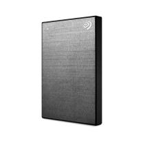 希捷 Seagate 移动硬盘 STHN2000406 2TB (深空灰) USB3.0睿品新版铭 时尚金属拉丝面板 自动备份 便携 高速传输 兼容Mac