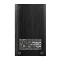 索尼 SONY 移动硬盘 HD-E2 2TB (黑色) USB3.0