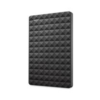希捷 Seagate 移动硬盘 STEA2000400 2TB 商务时尚 轻薄便携 高速传输 简易备份 商务黑  Expansion 新睿翼 2.5英寸 USB3.0