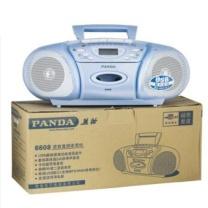 熊猫 收录机 F-6608