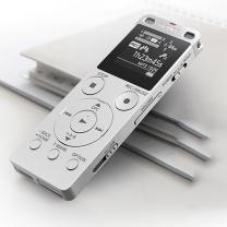 索尼 SONY 数码录音棒 ICD-UX565F 8GB (银色)