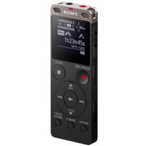 索尼 SONY 录音笔 ICD-UX560F (黑色)
